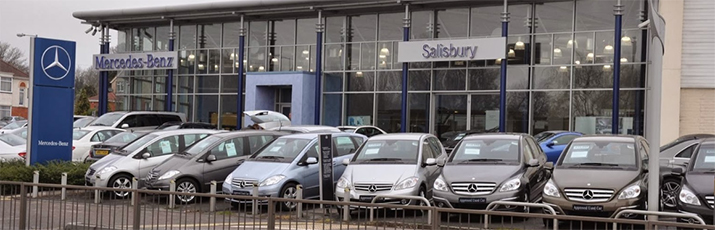 Mercedes-Benz of Salisbury offers